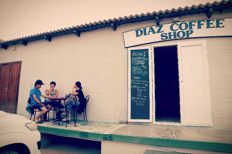 Luderitz Dias Coffee Shop