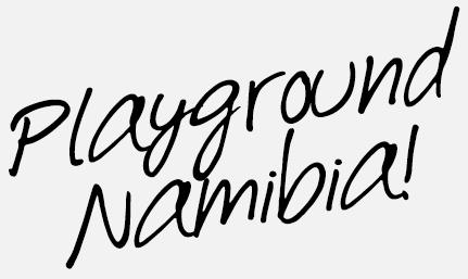 Playground – ナミビア