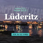 Road Trip to Luderitz ルーデリッツ